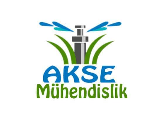 Akse Mühendislik Logosu